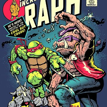 Incredible Raph by donovanalex