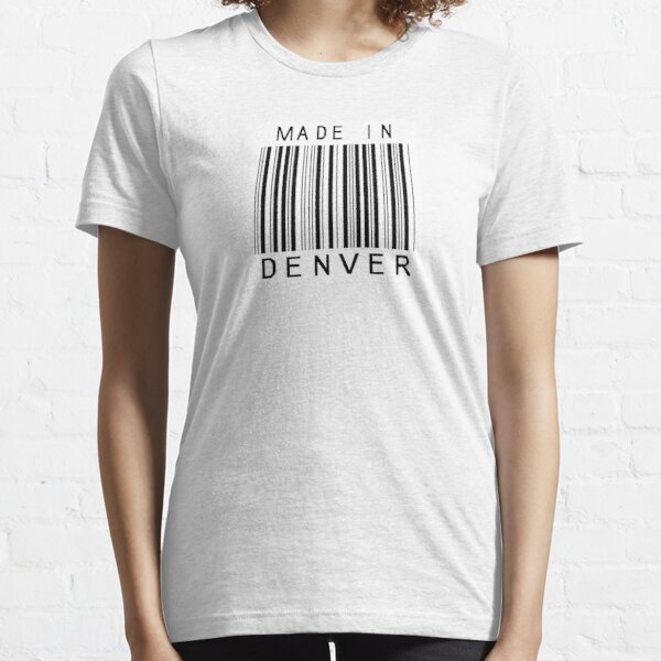 Made in Denver Essential T-Shirt