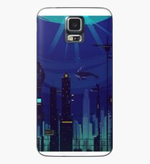 Pixel city Rapture theme Case/Skin for Samsung Galaxy