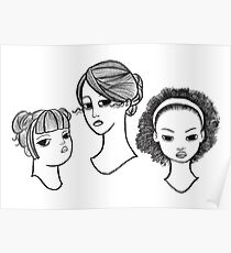 Bored Girls Poster