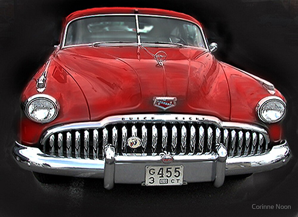 BUICK by Corinne Noon