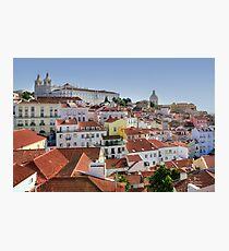 Lisbon Photographic Print