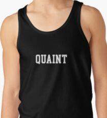 Quaint Men's Tank Top