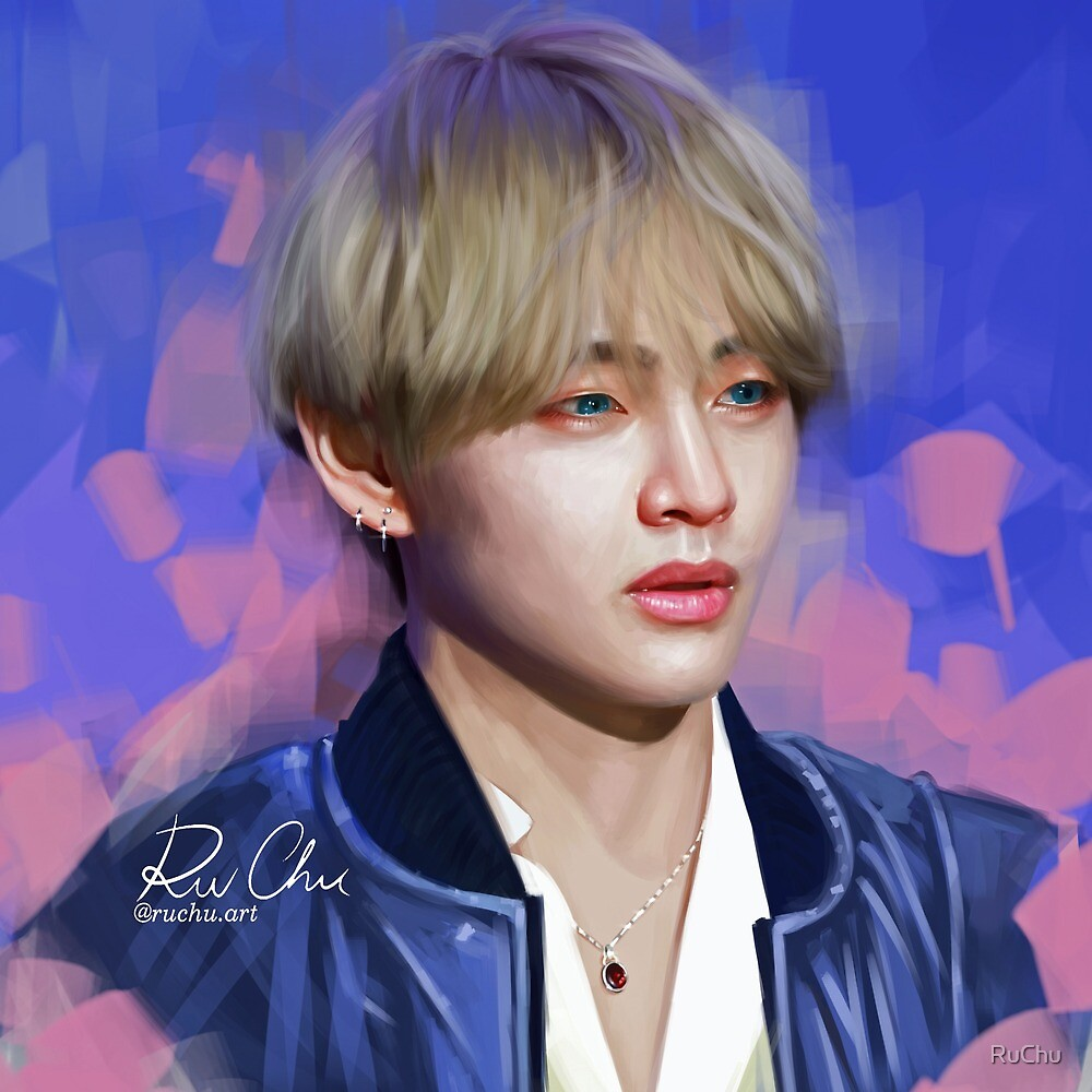 Colour Stage Set - Taehyung