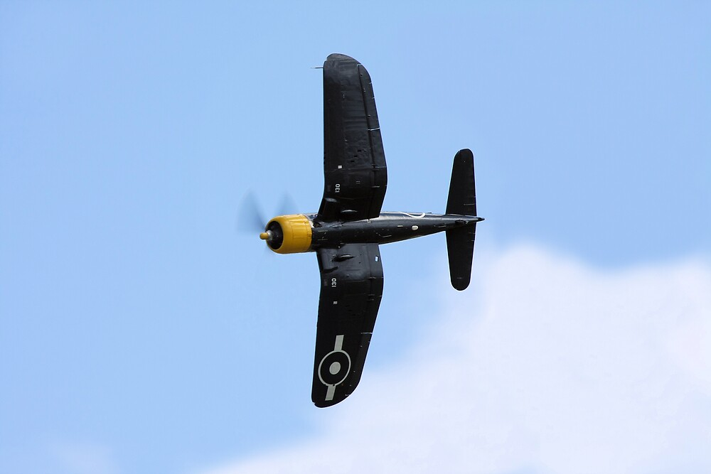 F4U Corsair by PhilEAF92