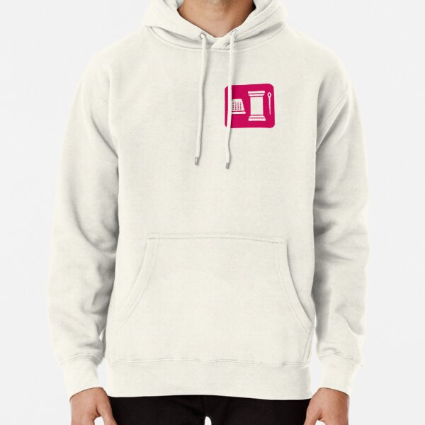 I love sewing Fashion Pullover Hoodie