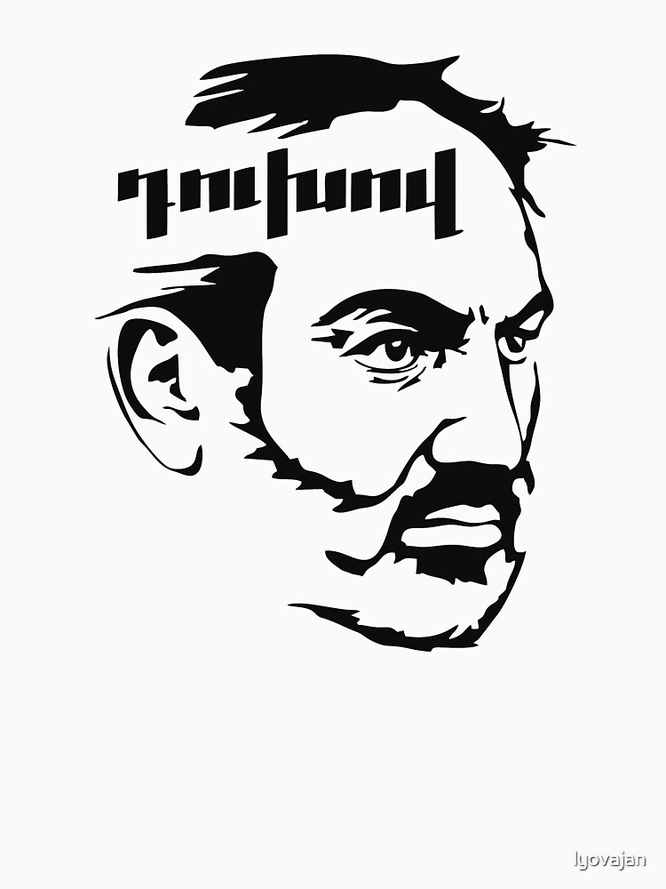Nikol Pashinyan duxov. Armenian revolution by lyovajan