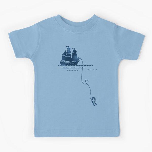 Long Distance Love Kids T-Shirt