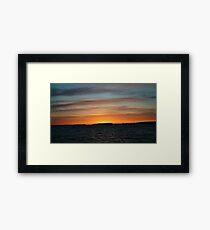 051609-24 Framed Print