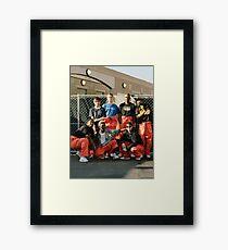 Brockhampton Framed Print