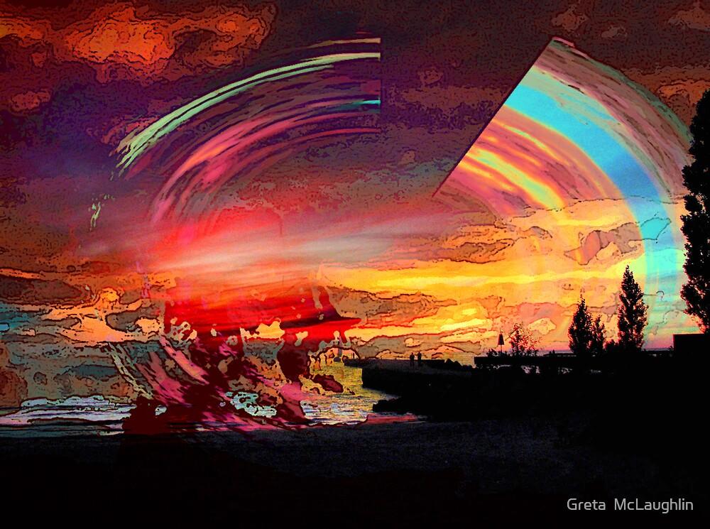 Future Dreams by Greta  McLaughlin