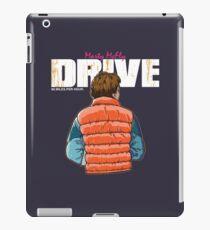 Back in Drive iPad Case/Skin