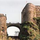 Château de Bouillon - Belgique. by Gilberte