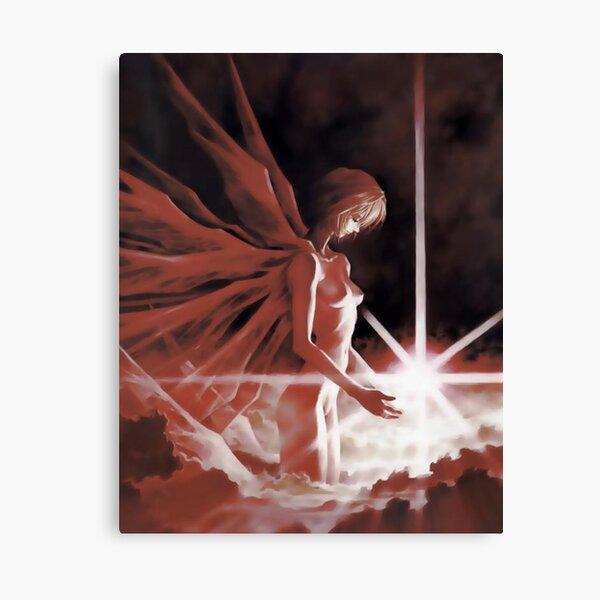 Lilith - Human Instrumentality Canvas Print