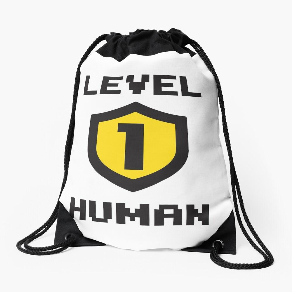 Nivel 1 humano Mochila saco