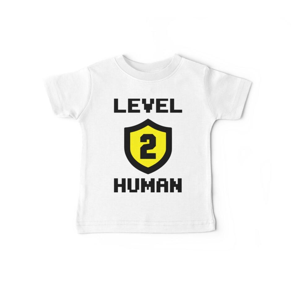 Level 2 Human by nektarinchen
