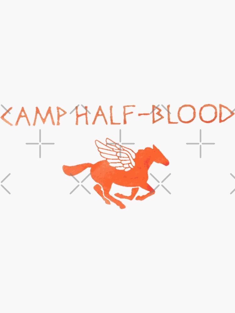 camp half blood original by crockerypress