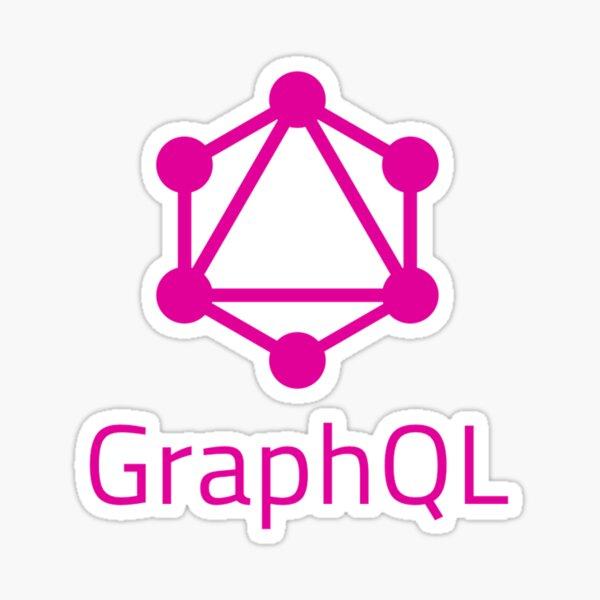 GraphQL Titled Sticker