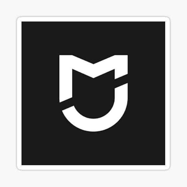 Mijia Logo Pegatina