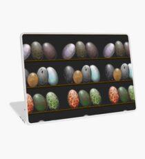 Shelf full of Dragon eggs Laptop Skin