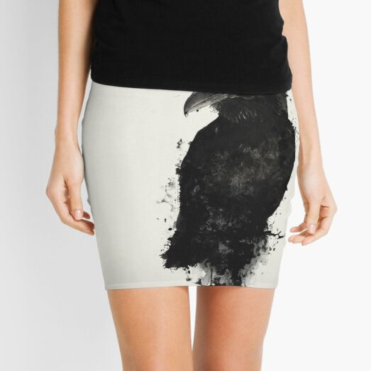The Raven Mini Skirt