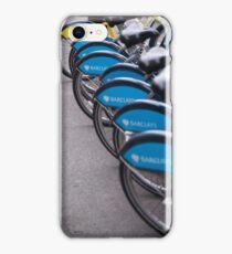 Boris Bikes iPhone Case/Skin
