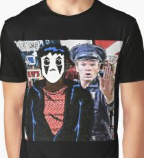 Mimed for Safety Graphic T-Shirt