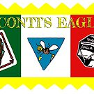 Visconti's Eagles by CLAUDIO COSTA