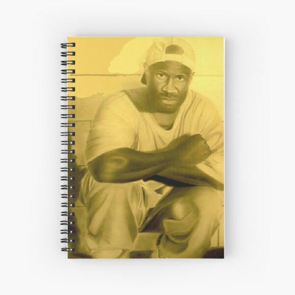 Prison Artist, Griffin Smith  Spiral Notebook