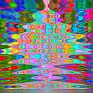 Abstract Reflections by blackhalt