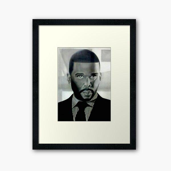 Tyler Perry  Framed Art Print