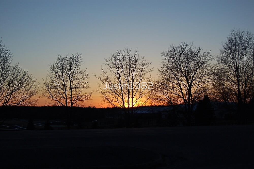 Sun set 06 by Justin1982
