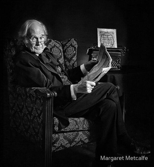 Grandpa by Margaret Metcalfe