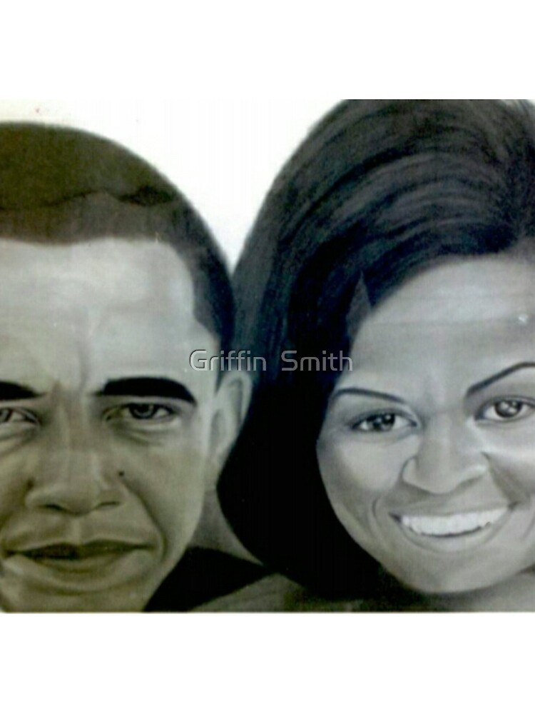 The Obamas by Griffinsmith18