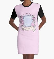 you are magic - pt2 Graphic T-Shirt Dress