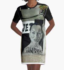 Lisa Raye Graphic T-Shirt Dress