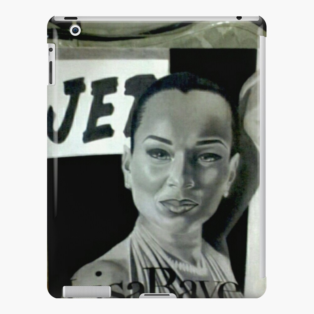 Lisa Raye iPad Case & Skin