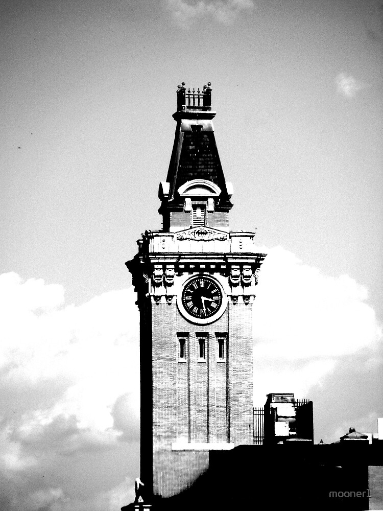 Clock Tower by mooner1