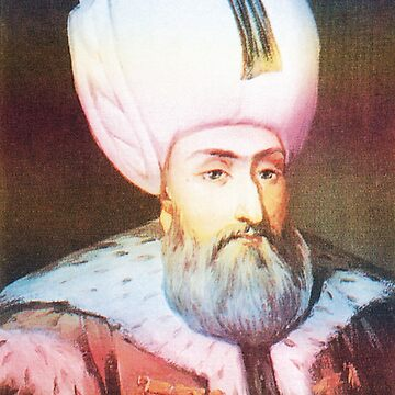 Suleiman the Magnificent by turkush