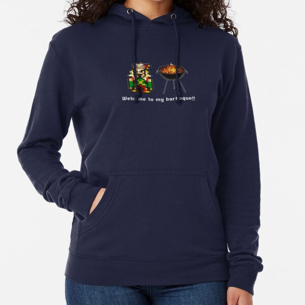 Kefka - Wecome to my barbeque!! Lightweight Hoodie