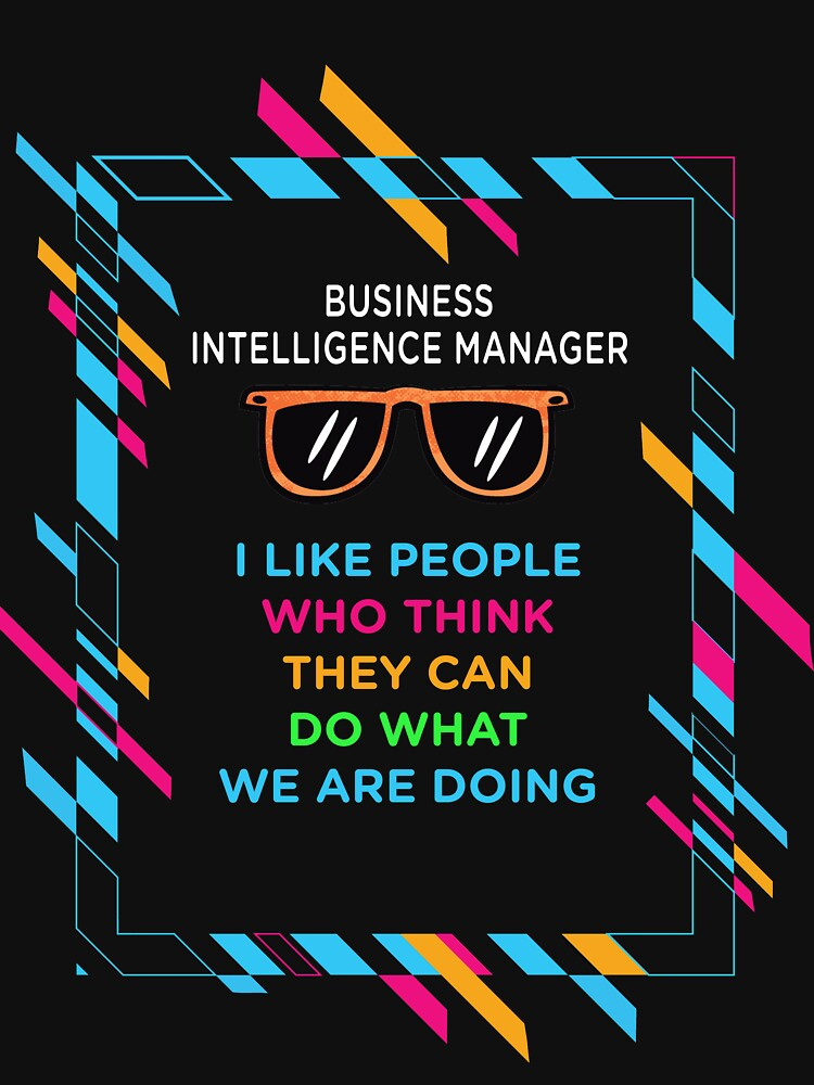 BUSINESS INTELLIGENCE MANAGER by Hayle