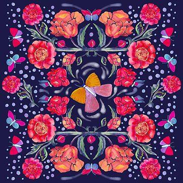 Butterfly Watercolour Dreams by Jime-Creates