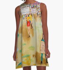 Let me say it! A-Line Dress