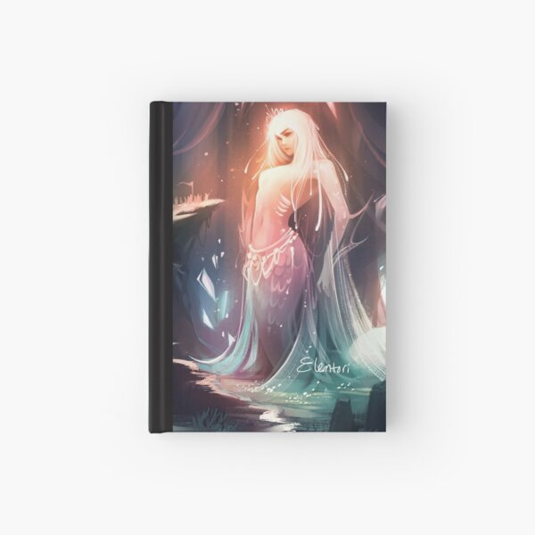 Goddess of the Rising Tide Hardcover Journal