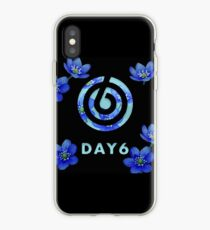 Day6 Blumiges neues Logo iPhone-Hülle & Cover