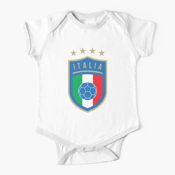 Italy Short Sleeve Baby One-Piece