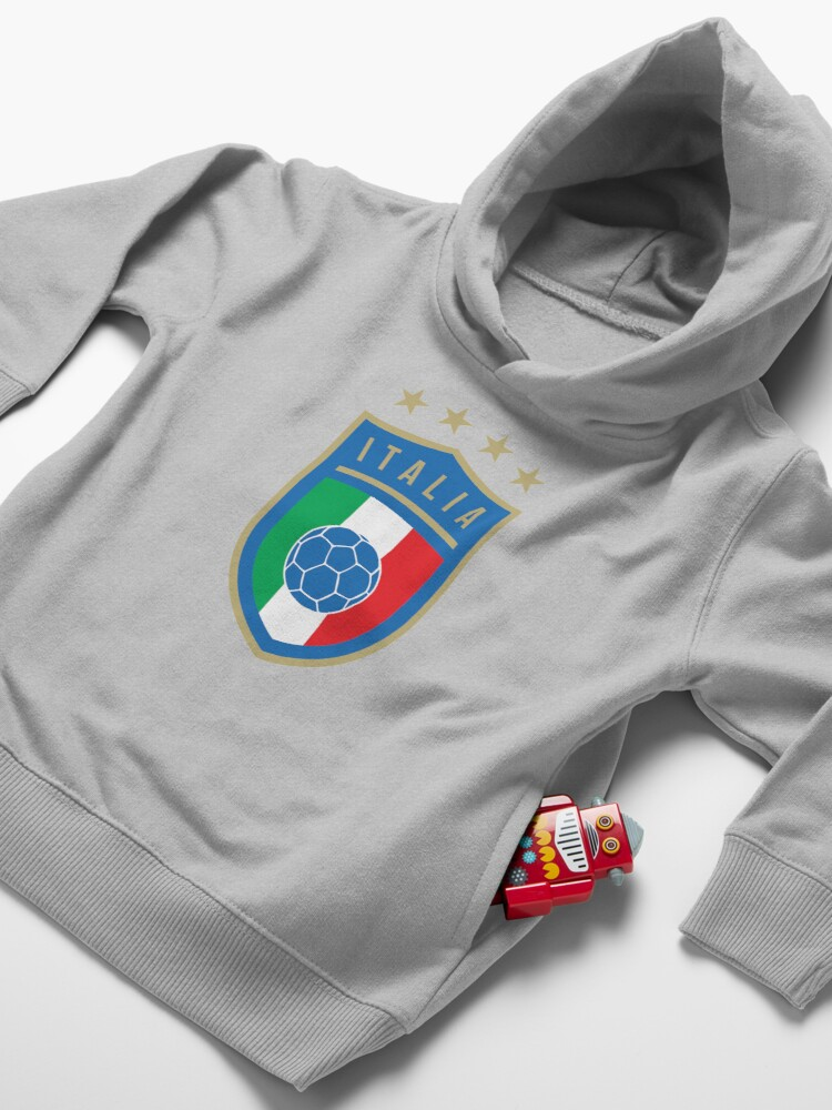 Alternate view of Italy Toddler Pullover Hoodie