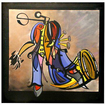 horn e by bluefondue