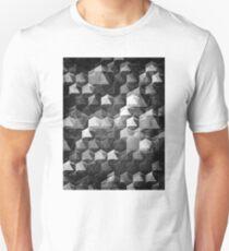 Camiseta ajustada COMO LA CORTINA (MONOCROMO)