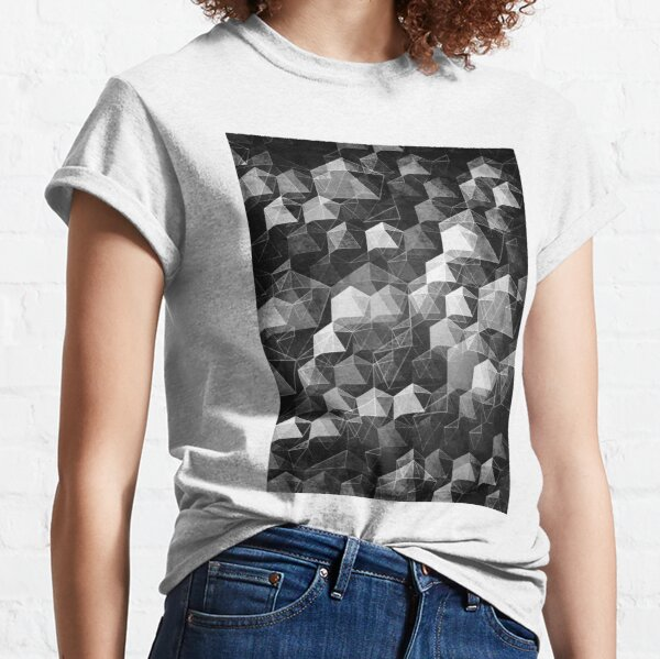 AS THE CURTAIN FALLS (MONOCHROME) Classic T-Shirt